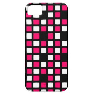 Inspector rosado iPhone 5 funda