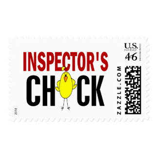 INSPECTOR'S CHICK POSTAGE
