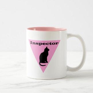 Inspector Two-Tone Coffee Mug