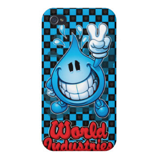 Inspector Willy iPhone 4/4S Carcasas