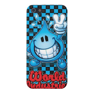 Inspector Willy iPhone 5 Carcasas