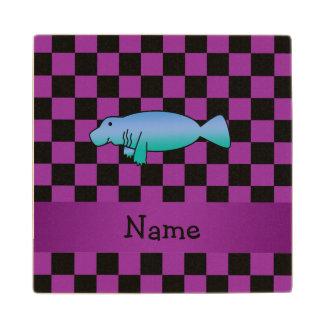 Inspectores conocidos personalizados de la púrpura