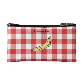 Inspectores rojos de la comida campestre del pláta