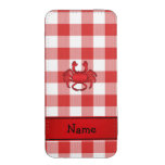 Inspectores rojos personalizados de la comida camp