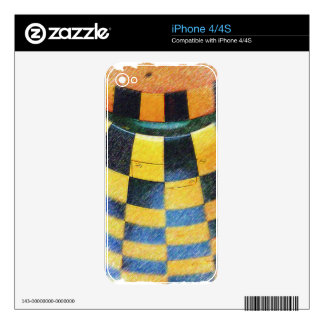 Inspectores Skins Para eliPhone 4
