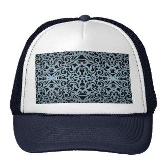 Inspiración barroca del estilo del gorra