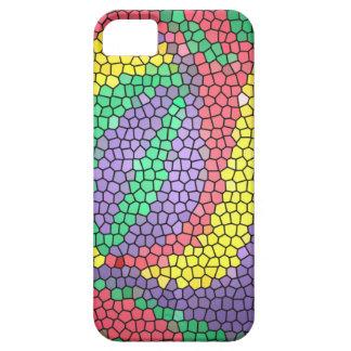 Inspiración de Bizantine del mosaico iPhone 5 Carcasas