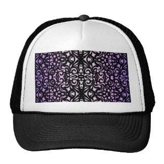 Inspiración del estilo del damasco del gorra