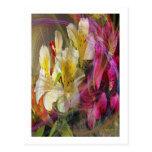 Inspiración floral postales