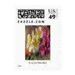 Inspiración floral sello