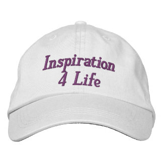 Inspiración gorra ajustable personalizado 4 vidas gorros bordados