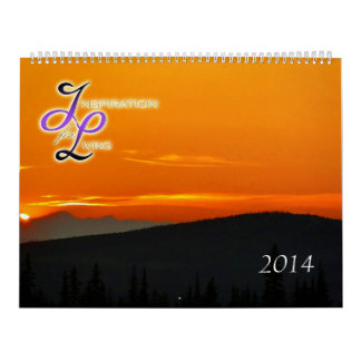 Inspiración para el calendario vivo 2014