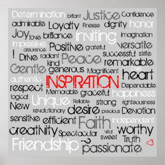 Inspiración Póster