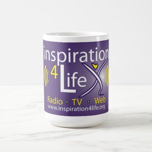 Inspiración taza de 4 vidas