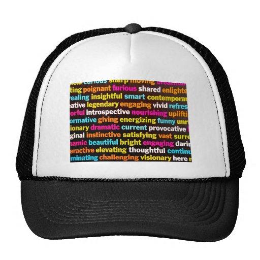 Inspiración y más…. gorras