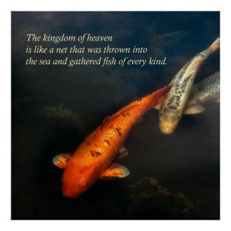Inspirado - acopio de pescados de cada clase poster