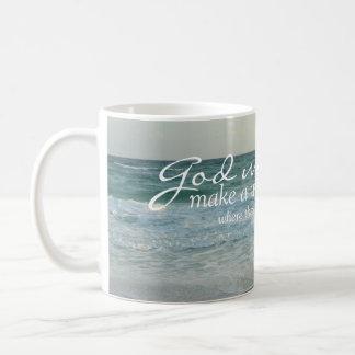 Inspirado: Dios hará una manera… Taza
