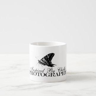 Inspirado por la taza del café express de la fotog
