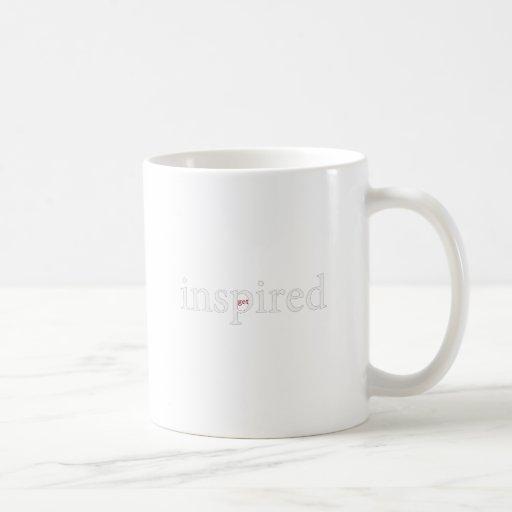 inspirado taza de café