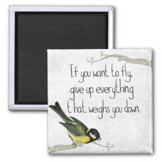 inspiration 2 inch square magnet