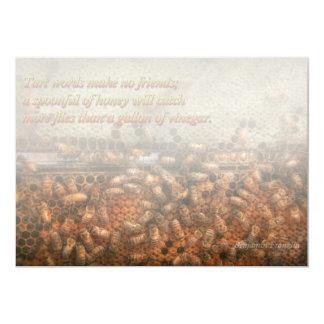 Inspiration - Apiary - Bee's - Sweet success Custom Invitation