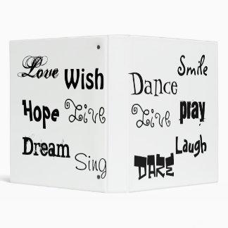 Inspiration Avery Binder