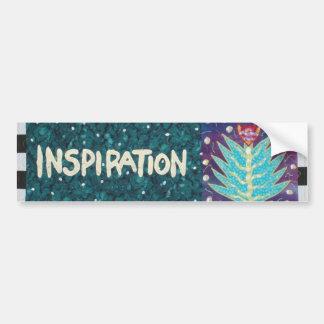 Inspiration Bumper Sticker