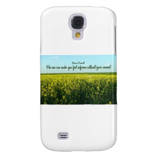 Inspiration by Eleanor Roosevelt Samsung S4 Case