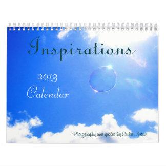 Inspiration Calendar