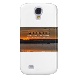 Inspiration -- Chinese Proverb Samsung Galaxy S4 Covers