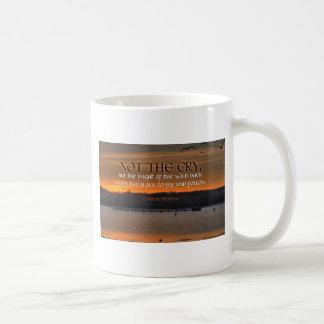 Inspiration -- Chinese Proverb Coffee Mug