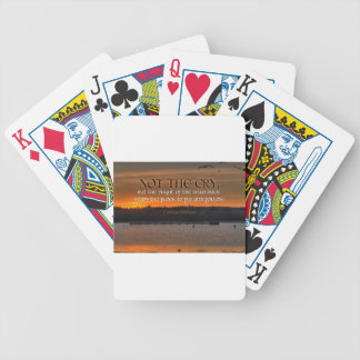 Inspiration -- Chinese Proverb Poker Deck
