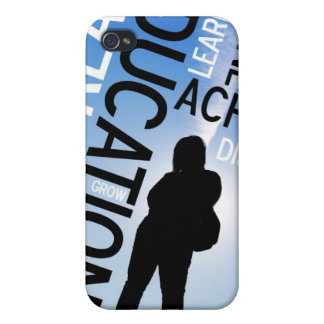 Inspiration Educational Design iPhone 4/4S Covers