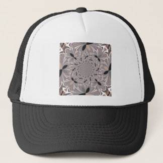 Inspiration Flower Trucker Hat
