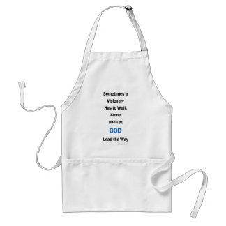 Inspiration from Little Pampu & CB, Inc. Apron