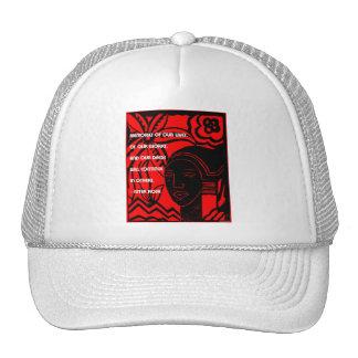 Inspiration from Sister Rosa Trucker Hat