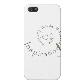 Inspiration from within cases for iPhone 5