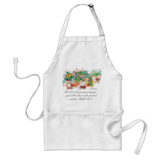 Inspiration Garden Adult Apron