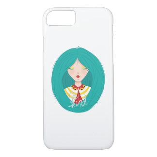 Inspiration Illustration: Kind Girl iPhone 7 Case