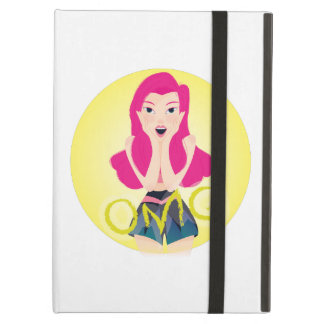 Inspiration Illustration: OMG Girl Cover For iPad Air