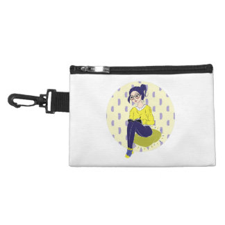 Inspiration Illustration: Reading and Writing Accessories Bag