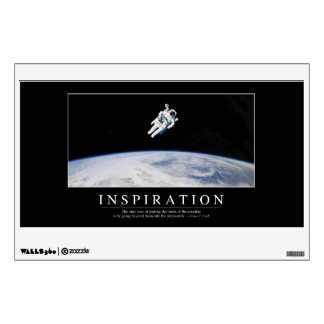 Inspiration: Inspirational Quote Wall Decal
