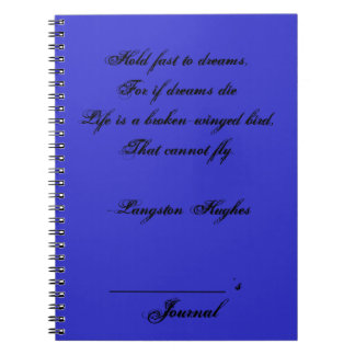 Inspiration Journal Note Book