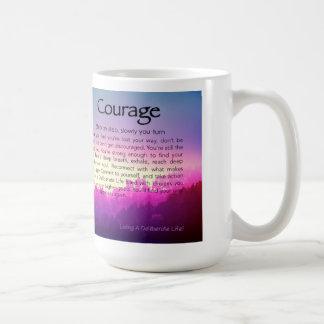 Inspiration Mug - Courage