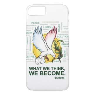 Inspiration of Peace - iPhone 7 Case