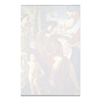 Inspiration Of The Poet,  By Poussin Nicolas Stationery Design