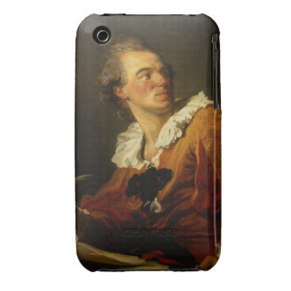 Inspiration (oil on canvas) iPhone 3 cases