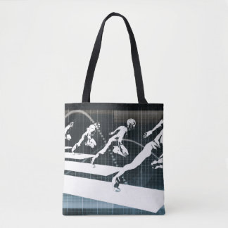 Inspiration or Inspirational Ideas as a Business Tote Bag