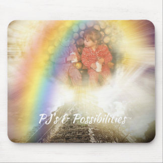 Inspiration - PJ's & Possibilities™ Mouse Pad