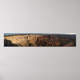 Inspiration Point at Bryce Canyon Print